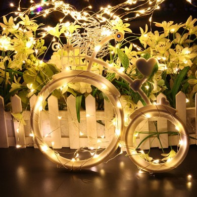 KCASA DSL-1 LED 4M 40LED Gardening String Light Garden Holiday Natal Hollween Wedding Decoração Light