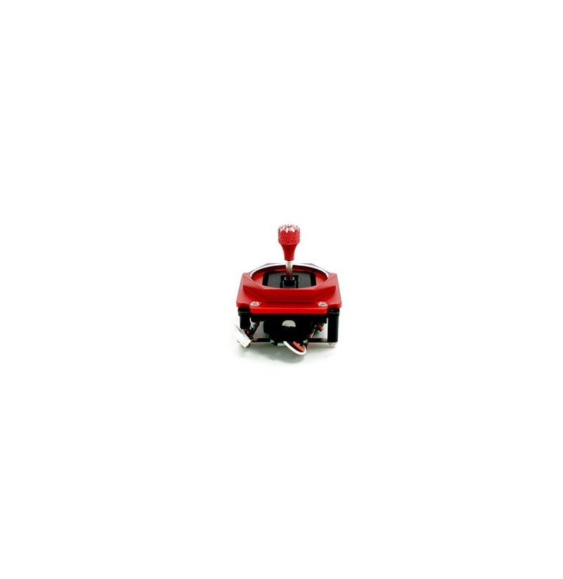 Frsky Taranis X-lite Transmitter Parts Replacement M12LITE-R Gimbal for RC Drone (Color: Red) фото