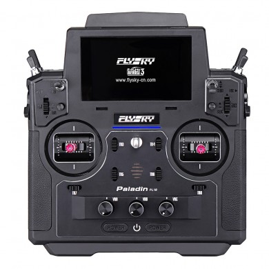 Flysky FS-PL18 Paladin 2.4G 18CH Radio Transmitter with FS-FTr10 Receiver HVGA 3.5 Inch TFT Touch Screen for RC FPV Racing Drone