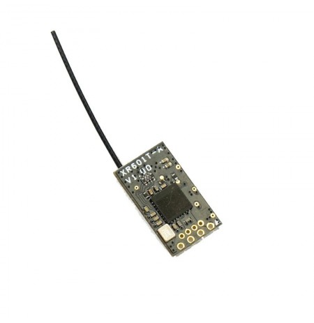 XR601T-A1 2.4G 12CH SBUS Mini Receiver Support Telemetry RSSI Compatible DSMX DSM2
