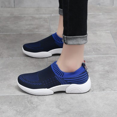 Women Walking Shoes Mesh Breathable Casual Sneakers