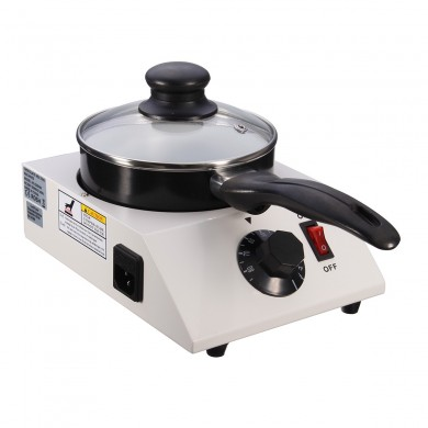 Chocolate Melting Pot Electric Fondue Melter DIY Furnace Machine Kitchen Tool