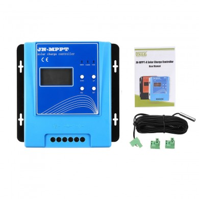 40A 12V/24V/48V Automatic Identification 150V MPPT Solar Charge Controller With USB-RS232 Cable