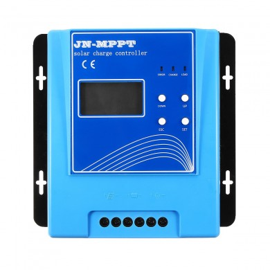 30A 12V/24V/48V Automatic Identification 150V MPPT Solar Charge Controller With USB-RS232 Cable