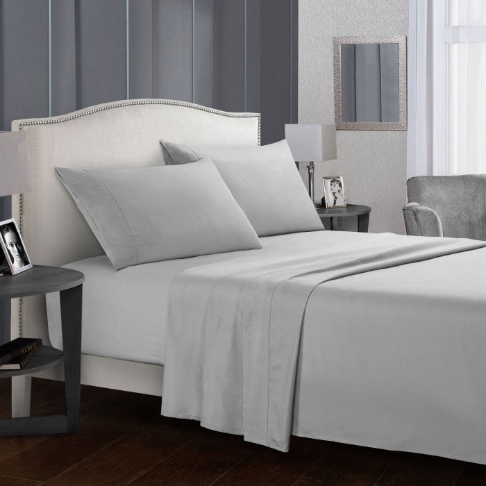 Luxury Bed Sheets Softest Bedding Sets Collection Deep Pocket Wrinkle & Fade Resistant