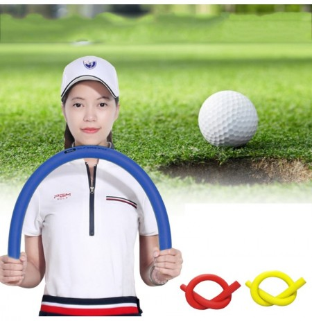 Golf Swing Multi-function Golf Practice Soft Stick Yoga Foam Swing Rod Golf Training Aids