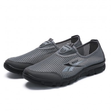 Mesh Lightweight Soft Sole Walking Shoes