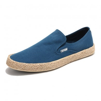 Casual Toile Soft Soles Mocassins Quotidiens