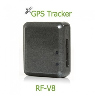 RF-V8 Mini Quad Band High Efficiency Anti Theft Positioning GSM GPS GPRS Tracker Alarm with Lanyard