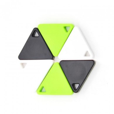 Triangle Wireless Smart Bluetooth GPS Dispositivo anti-perdido