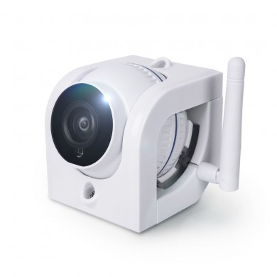 Digoo DG-W02f Cloud Storage 3.6mm Lens 720P Waterproof Outdoor WIFI Security IP Camera Motion Detection