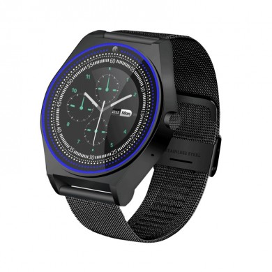 XANES® N9 2G SIM Up To 32G TF Card Support 1.22'' IPS Touch Screen Smart Watch Front Camera Sleep Monitor Fitness Exercise Smart