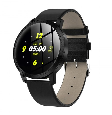 XANES® CF18 1.3'' IPS Touch Screen IP67 Waterproof Smart Watch Pedometer Heart Rate Monitor Fitness Exercise Sports Bracelet