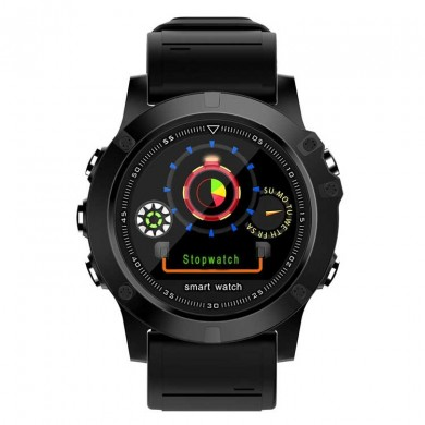 SPOVAN SW002 1.22'' IPS Screen IP68 Waterproof Smart Watch Remote Camera Sleep Blood Oxygen Monitor Fitness Bracelet
