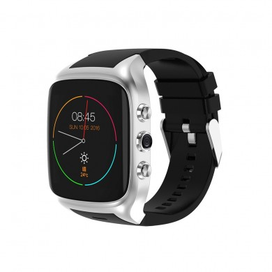 JSBP X01S 4G 1+8G WIFI GPS Positioning HD Camera Smart Watch Phone 1.54'' Color Screen Heart Rate Monitor Multiple Sports Modes
