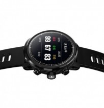 JSBP L5 1.3'' Color Touch Screen IP68 Waterproof Smart Watch Flashlight Dynamic Heart Rate Monitor Call Rejection Fitness Sports