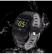 XANES® AK18 1.3'' IPS Touch Screen IP67 Waterproof Smart Watch Call Reject Remote Camera Stopwatch Multiples Sports Modes Fitnes