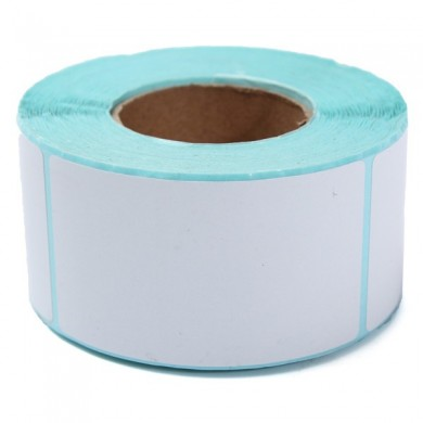 400PCS 40x70mm Printing Label Barcode Number Thermal Adhesive Paper Sticker
