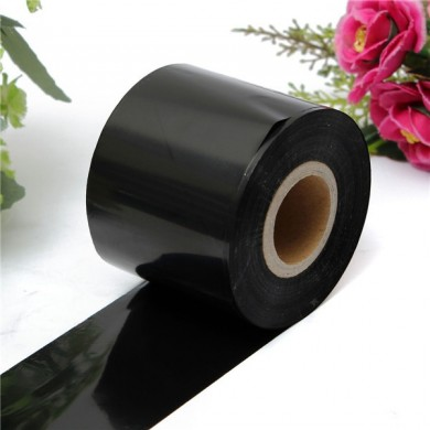 50mmX300m Enhanced Wax Ribbon Tape For Evolis Pebble Dualys Securion Printer