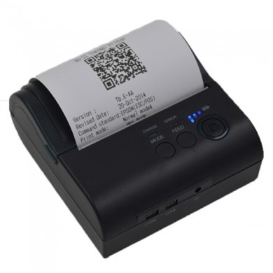 POS-8001LN 80mm Bluetooth Wireless Thermal Receipt Printer Support Windows Andriod IOS