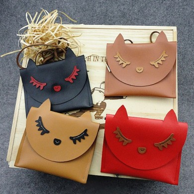 Cartoon Fox Small Kids Lovely Shoulder Bags Crossbody Bags