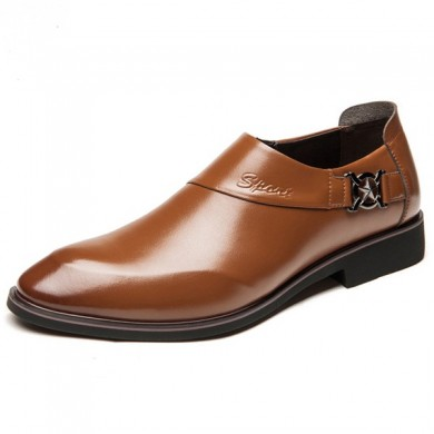 Hommes Pointu Toe Business Chaussures