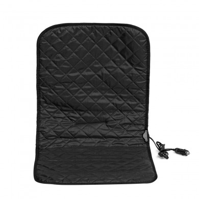 32×80cm Polyester Car Front Seat Heated Cushion Seat Warmer Winter Household Cover Electric Mat