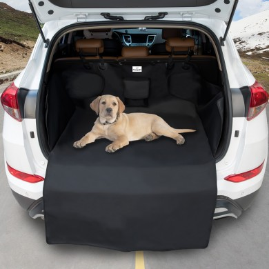 Car Pet Mat SUV Cabin Pad Waterproof With A Pet Toy