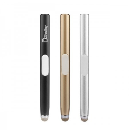 Metal Magnetic Touch Pen Capacitive Screen Stylus Pen For iPhone iPad Tablet PC Mobile Phone