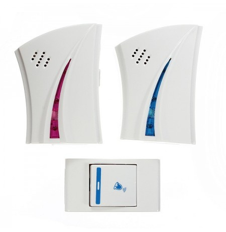 9510FD3 36 Music Tune Wireless Doorbell Nice Door Bell