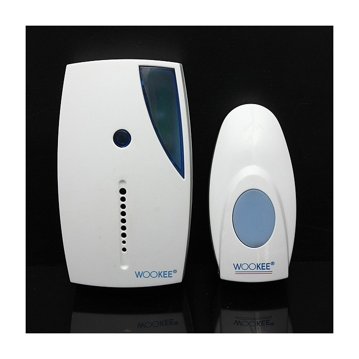 Wireles Remote Control 32Tune Songs /& LED Wireless Chime Door Bell Doorbell New
