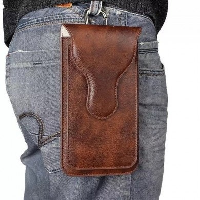 Waist Bag Leisure Vintage Multi-functional Phone Case Wallet
