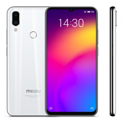 Meizu Note 9 6.2 inch Global ROM 48MP Dual Rear Camera 4GB 64GB Snapdragon 675 Octa core 4G Smartphone