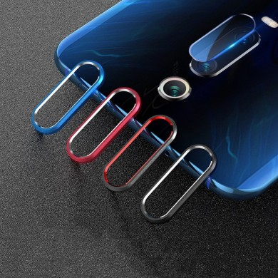 Bakeey™ Anti-scratch Metal Circle Ring + Tempered Glass Phone Camera Lens Protector for Xiaomi Redmi K20 / Redmi K20 PRO