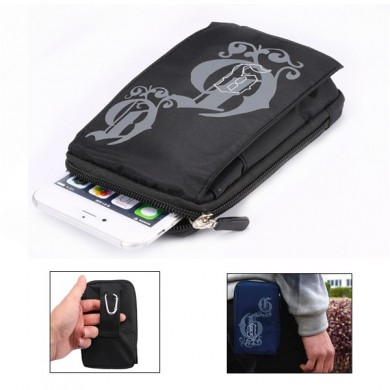Universal Multifunctional Climbing Hiking Waist Bag Phone Bag for Phone Under 5.7-inch
