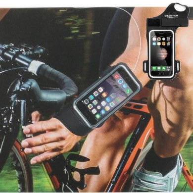 LENTION Universal Waterproof Motorcycle Touch-screen Single Bolsa Cintura Cell Phone Pouch