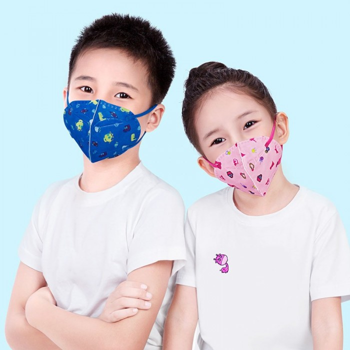 XIAOMI Honeywell Kids Mouth Mask Parent-child Breathable Cute ...