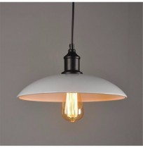 Vintage Home Room Ceiling Light Pendant Lamp Fixture Chandelier E27 Bulb Lampshade Decor
