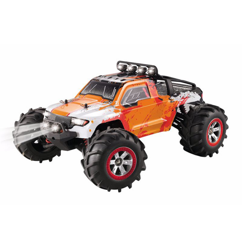 XLF03A 1/12 2.4G 2CH Brushless High Speed 50km/h RC Car Desert Buggy RC Vehicle Models (Color: Blue) фото