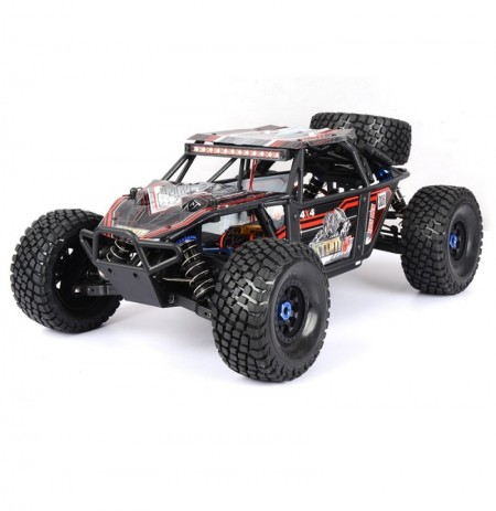 FS Racing FS33675P 1/8 2.4G 4WD Brushless Waterproof Dessert Buggy 4074KV Motor RC Car Vehicle Models