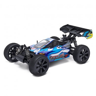 FS Corrida FS33651P 1/8 2.4G 4WD 90km / h Buggy Carro Off-Road Brushless sem Bateria