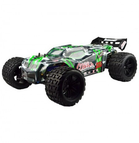 VRX RH818 2.4G 1/8 4WD 60A ESC 3650 Brushless Motor High Speed RC Car With FS Transmitter
