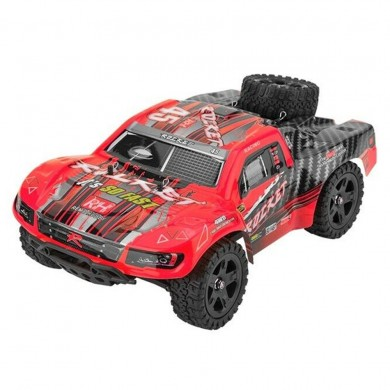 REMO 1625 1/16 2.4G 4WD Impermeabile senza spazzola Off Road Monster Truck RC Auto modelli Red