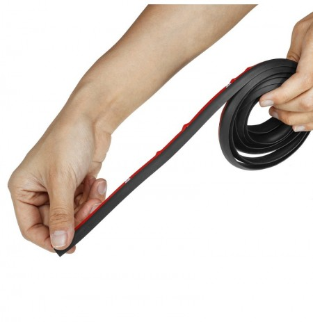 200 X 1.3cm Black/White Car Door Rubber Sealing Strip For Most Cars Trucks SUV
