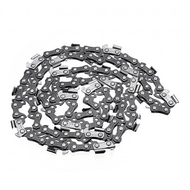 Drillpro 16 Inch Saw Chain Metal 325 Chainsaw Angle Grinder Replacement Parts