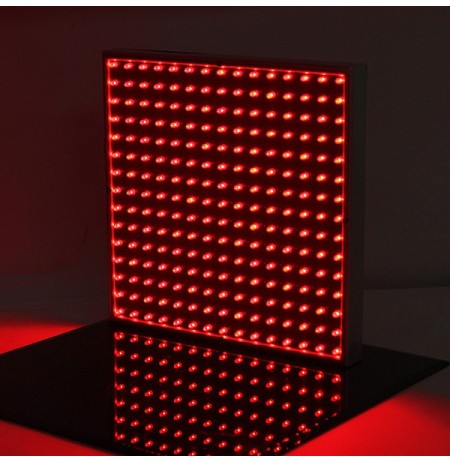 14W Full Red LED Plant Grow Light Greenhouses Plant Vegetable Seedling Lamp