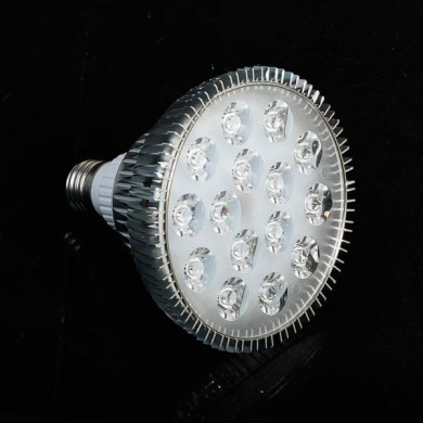 15W E27 10 Red 5 Blue Garden Plant Grow LED Bulb Greenhouse Plant Seedling Growth Light