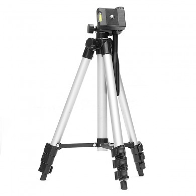 "50"" Inch Tripod and SmartphonE-mount For Samsung iPhone Sony"