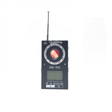 Quelima DSK900 1MHz 6.5GHz Anti Eavesdropping Wireless GPS Dignal Detector