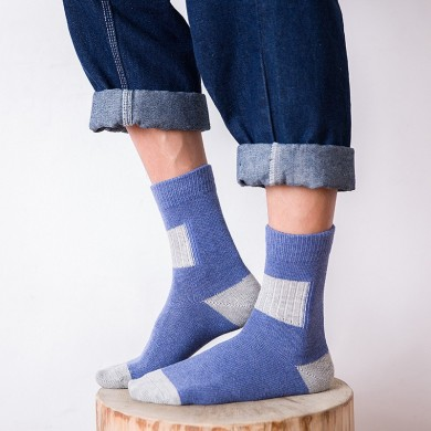 Breathable Athletic Socks Outdoor Deodorization Tube Socks